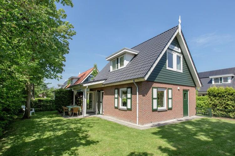 Zonnemaire Vakantiewoningen te huur Kindvriendelijke woning met omheinde tuin op korte afstand van Grevelingenmeer