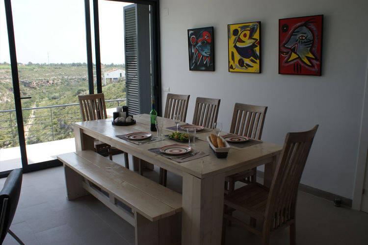 Ferienhaus Moderne Villa in Katalonien mit Swimmingpool (449919), Pratdip, Tarragona, Katalonien, Spanien, Bild 12