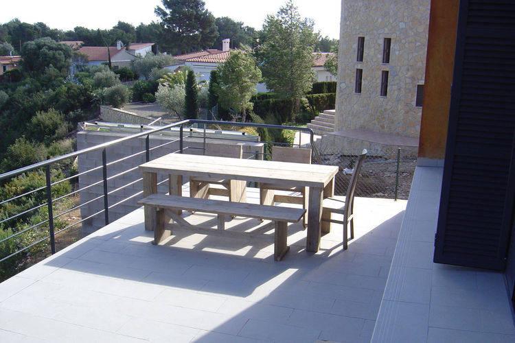 Ferienhaus Moderne Villa in Katalonien mit Swimmingpool (449919), Pratdip, Tarragona, Katalonien, Spanien, Bild 21