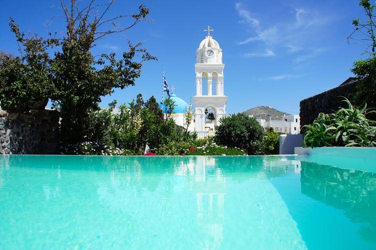 Villa Griekenland, Santorini, Megalochori Villa GR-84700-06