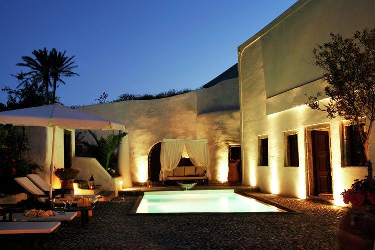 Villa Griekenland, Santorini, Megalochori Villa GR-84700-07