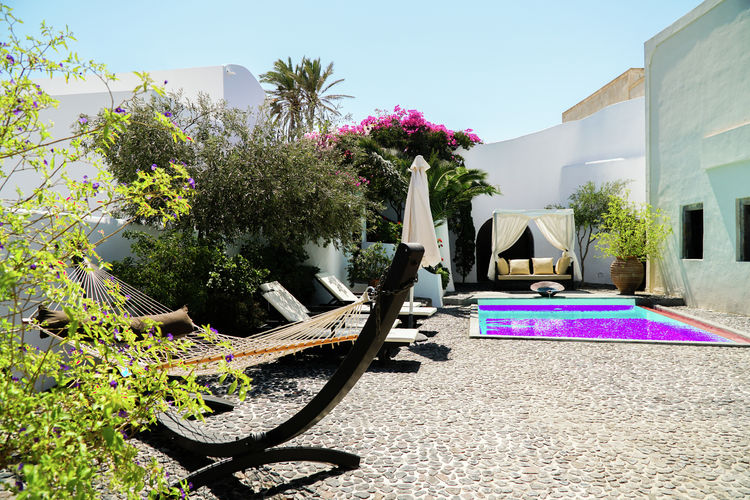 Griekenland | Santorini | Villa te huur in Megalochori met zwembad  met wifi 6 personen