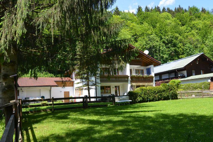 Appartementen Duitsland | Beieren | Appartement te huur in Schonau-am-Konigssee    2 personen