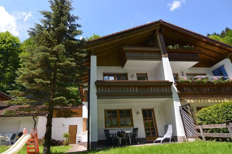 Appartementen Duitsland | Beieren | Appartement te huur in Schonau-am-Konigssee    6 personen