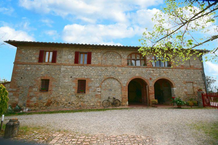 Boerderij Italië, Toscana, Ville di Corsano Boerderij IT-53014-02
