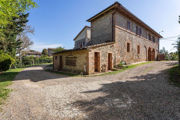 Vakantiehuizen Italie | Toscana | Boerderij te huur in Ville-di-Corsano   met wifi 2 personen