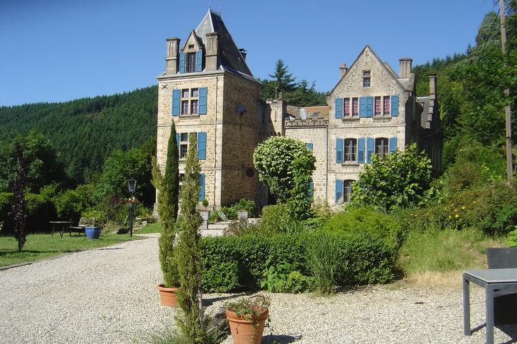 Arthur dans un château en Ardèche - Apartment - Saint-Prix