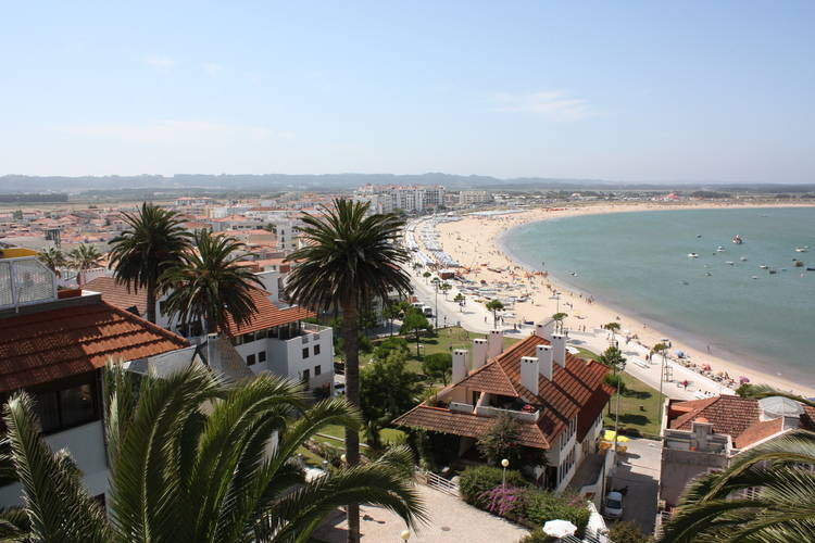 Appartement met zwembad  aan zee  PortugalPalmeiras II
