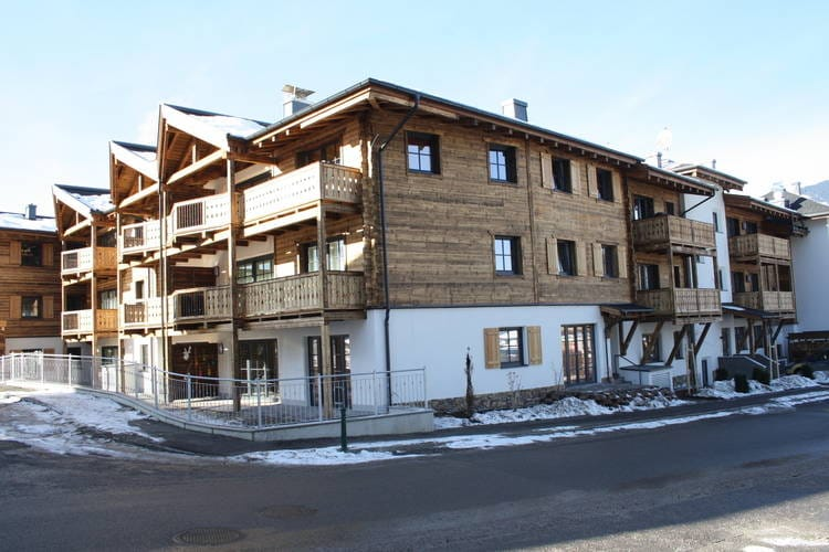 Mountain Resort Kaprun type L - Chalet - Kaprun - Exterior - Winter