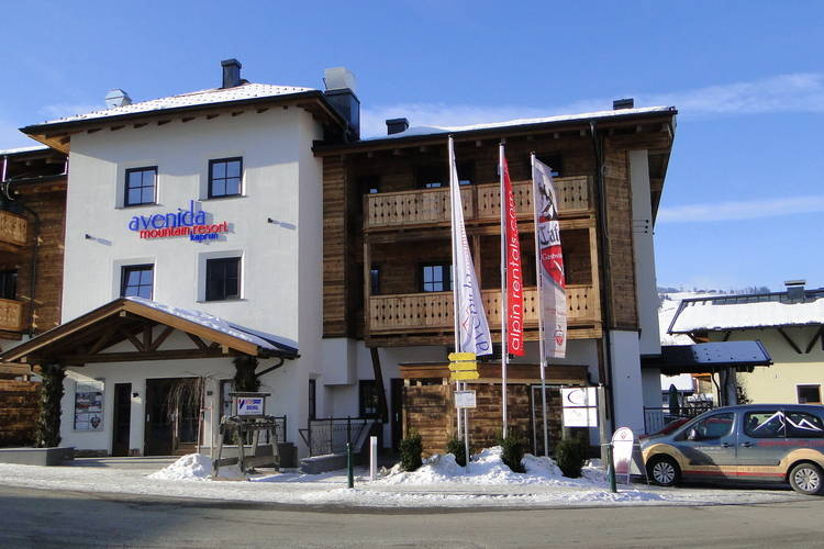 Mountain Resort Kaprun type XL - Chalet - Kaprun - Exterior - Winter