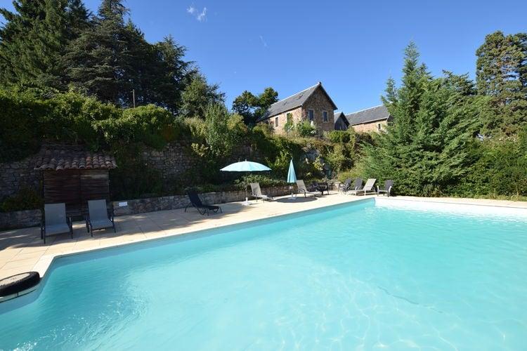 Vakantiehuizen Ardeche te huur Saint-Prix- FR-07270-12 met zwembad  met wifi te huur
