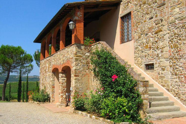 vakantiehuis Italië, Toscana, Tavarnelle val di Pesa vakantiehuis IT-50028-11