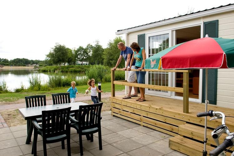 Vakantiewoning Nederland, Drenthe, Borger Chalet NL-9531-10