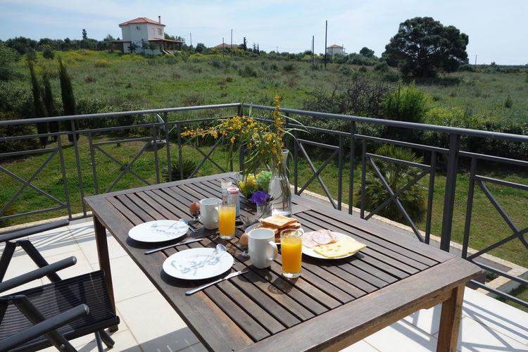 Villa Griekenland, Peloponnesos, Evangelismos Villa GR-24006-01