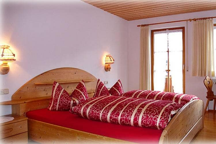 Regina - Chalet - Garmisch-Partenkirchen - Bedroom