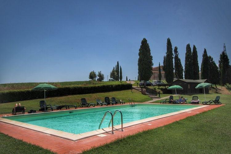 Boerderij Italië, Toscana, Arbia Asciano Boerderij IT-53041-11