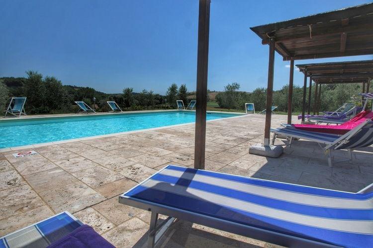 vakantiehuis Italië, Toscana, Asciano vakantiehuis IT-53041-12