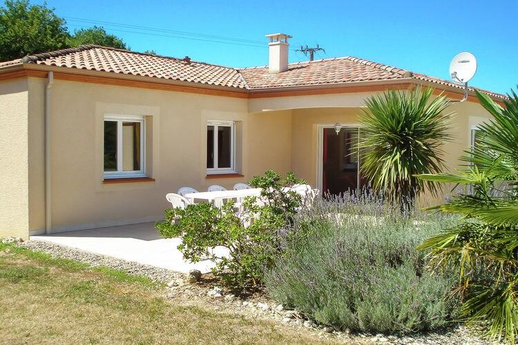 Villa Frankrijk, Midi-Pyrenees, La Croix-Blanche Villa FR-47340-03