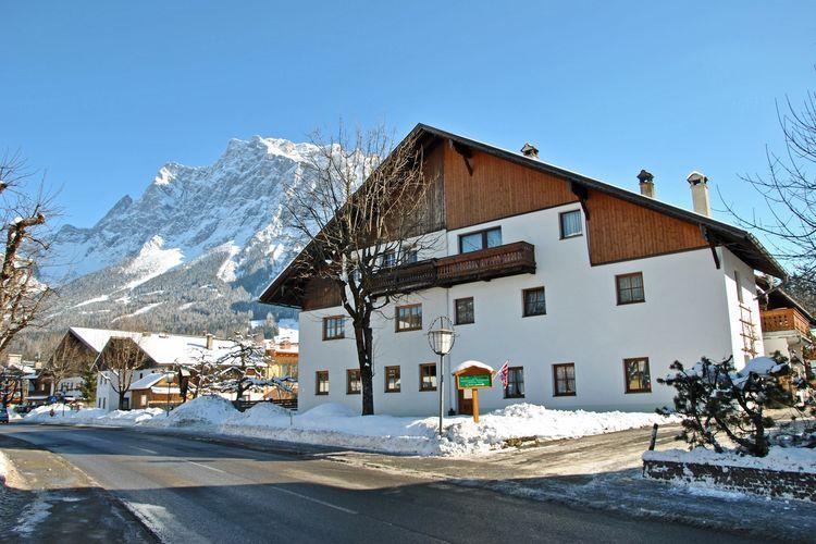 Vakantiehuizen Oostenrijk   Tirol   Appartement te huur in Ehrwald    6 personen