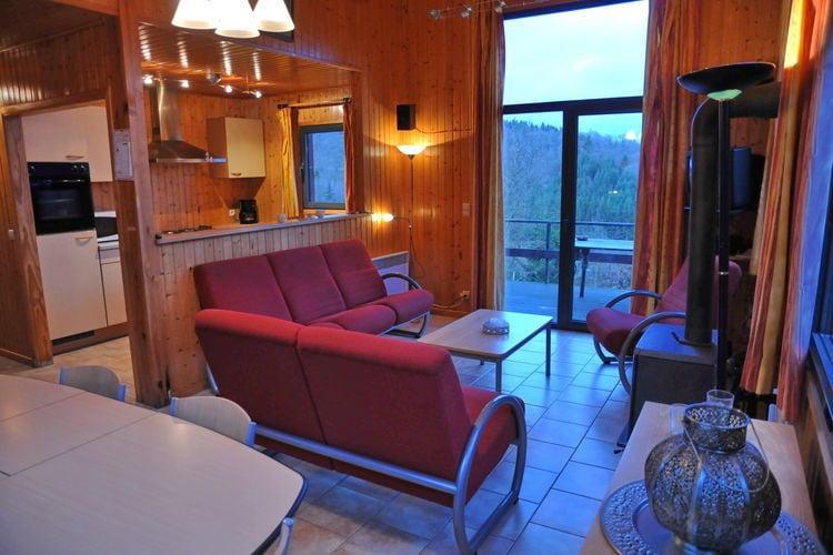 Vakantiewoning België, Luxemburg, Houffalize vakantiewoning BE-6660-40