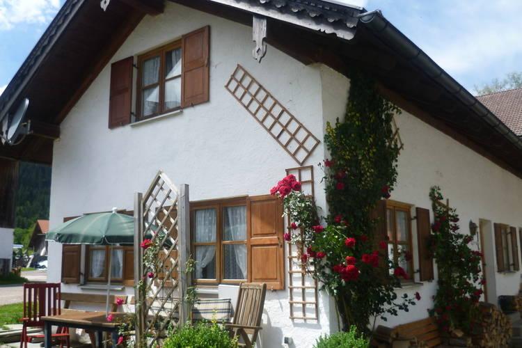 Duitsland | Beieren | Vakantiehuis te huur in Unterammergau    6 personen