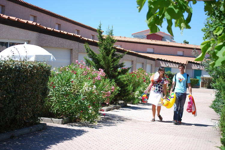 Languedoc-Roussillon Appartementen te huur Gezellig appartemen op vakantiepark met faciliteiten op maar 250 meter van zee