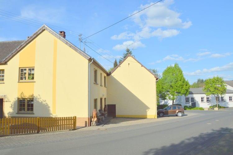 Adlerfels Oberkail Eifel Germany