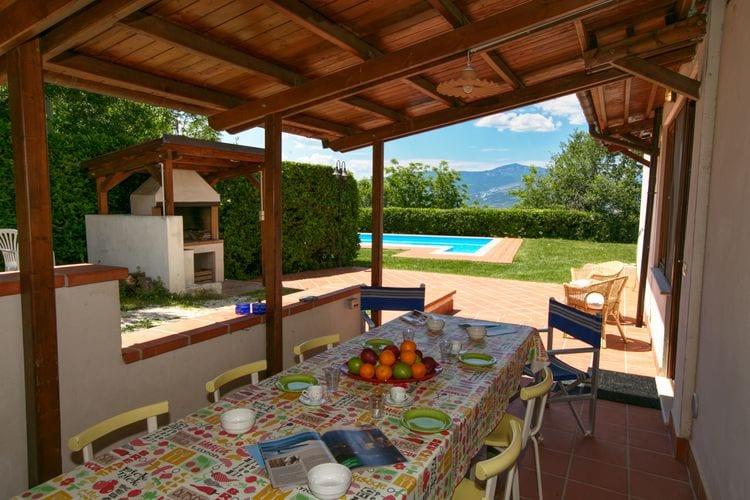 Vakantiewoning Italië, Abruzzo, San Valentino in Abruzzo Citeriore vakantiewoning IT-65020-08