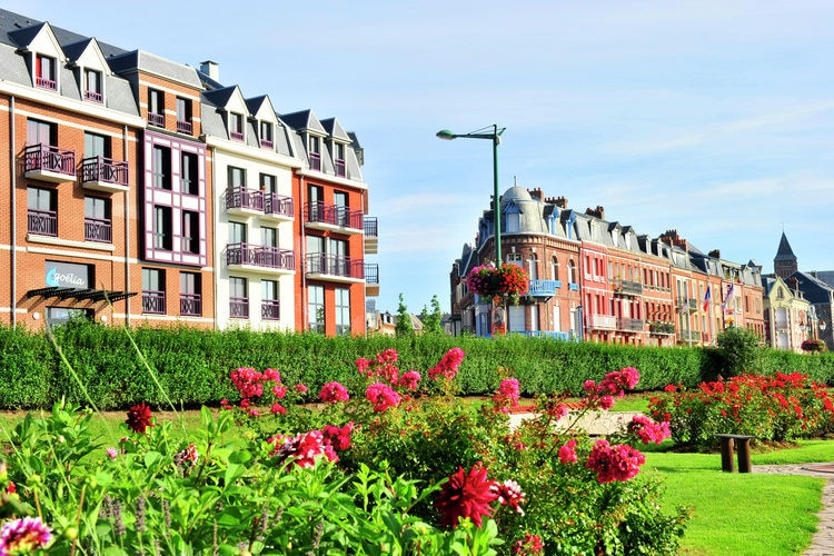 Residence Belle Epoque Mers les Bains Normandy France