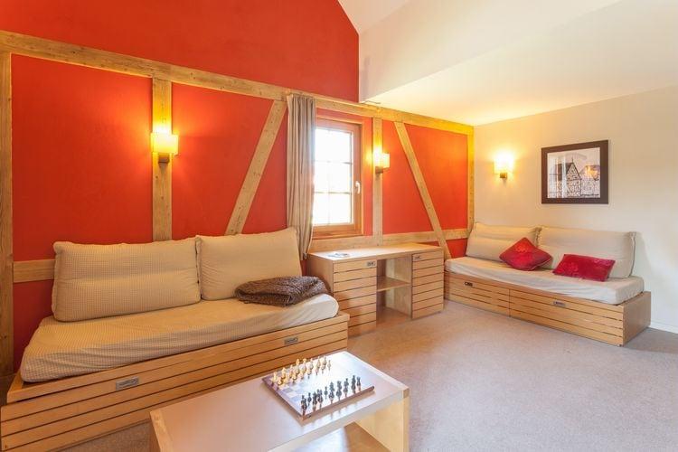 Appartement Frankrijk, Vogezen, Eguisheim Appartement FR-68420-02