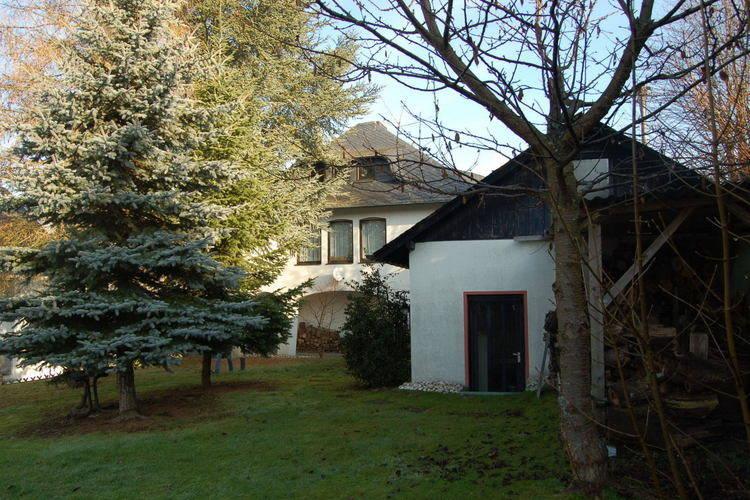 Voordelig Vakantiehuis Schlossblick