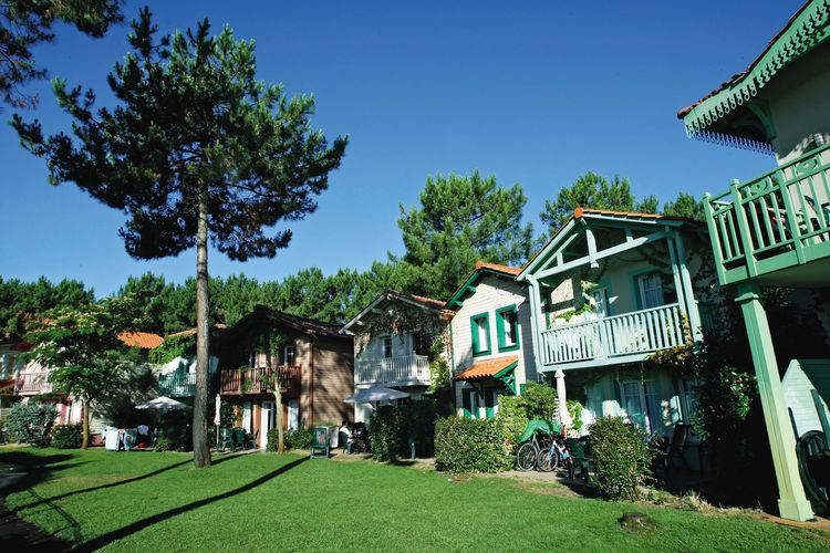 Resort Lacanau Lacanau Atlantic Coast France