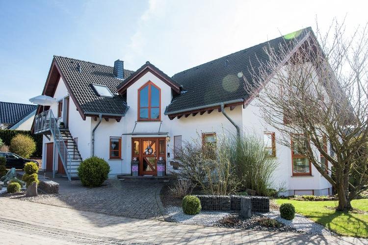 Appartementen Duitsland | Hunsruck | Appartement te huur in Beltheim met zwembad  met wifi 4 personen