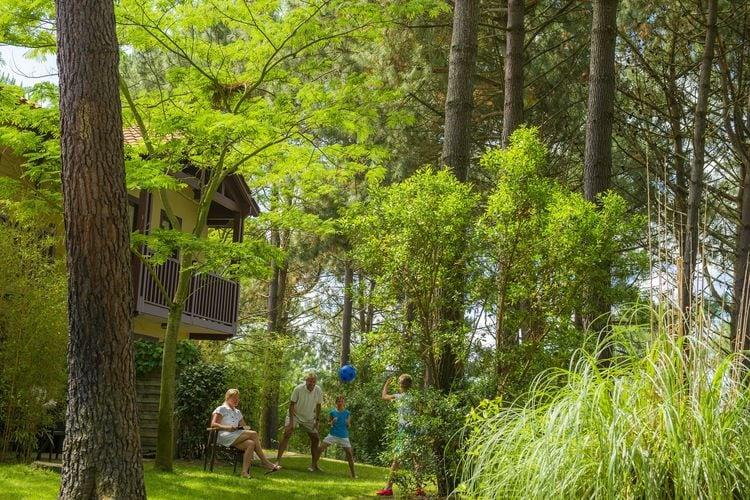 Vakantiehuizen Frankrijk | Cote-Atlantique | Vakantiehuis te huur in Lacanau-Ocean met zwembad  met wifi 6 personen