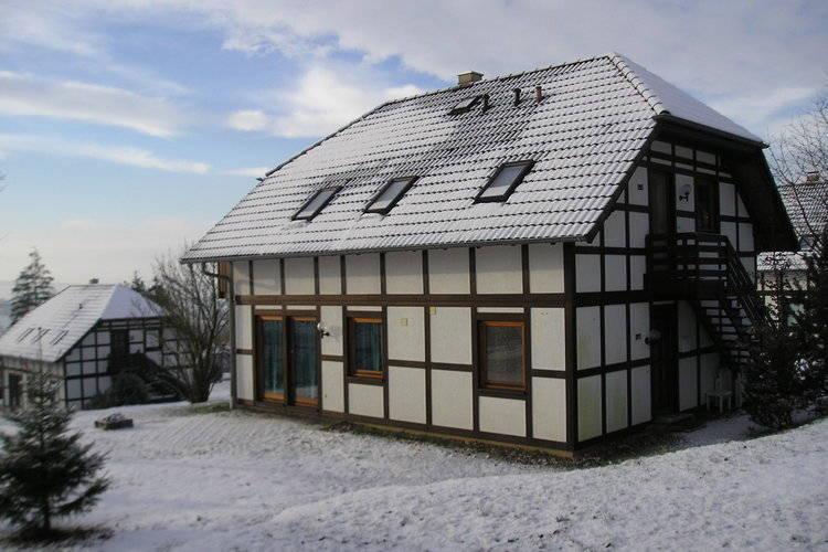 Ferienhaus Modernes Ferienhaus in Frankenau im Nationalpark (477442), Frankenau, Waldecker Land, Hessen, Deutschland, Bild 32