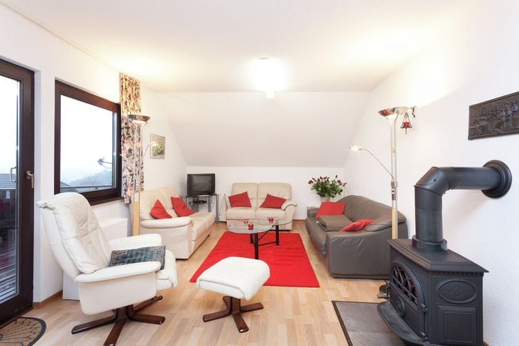 Appartement Duitsland, Hessen, Frankenau Appartement DE-35110-38