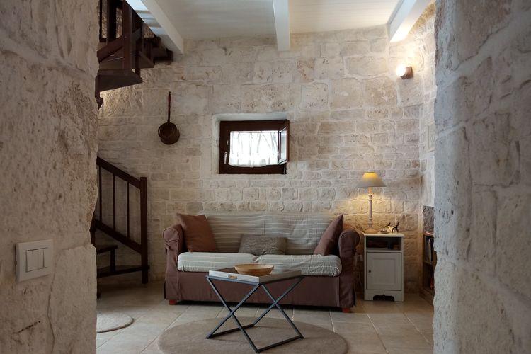 vakantiehuis Italië, Puglia, Alberobello vakantiehuis IT-70011-03