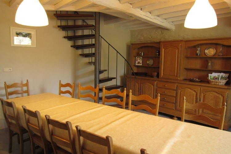 Ferienhaus Villa d'Orchimont (483853), Orchimont, Namur, Wallonien, Belgien, Bild 9