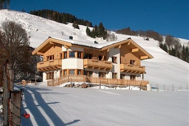 Hasenbach - Apartment - Saalbach Hinterglemm - Exterior - Winter