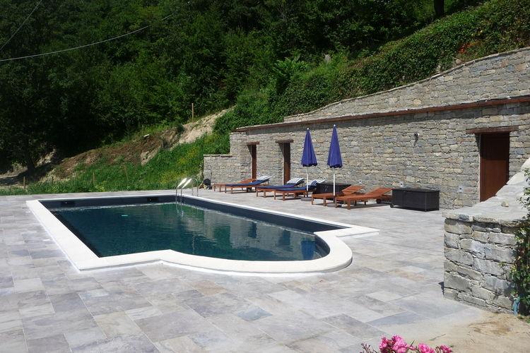Ferienhaus Casa Bricchetto (470969), Mombarcaro, Cuneo, Piemont, Italien, Bild 5