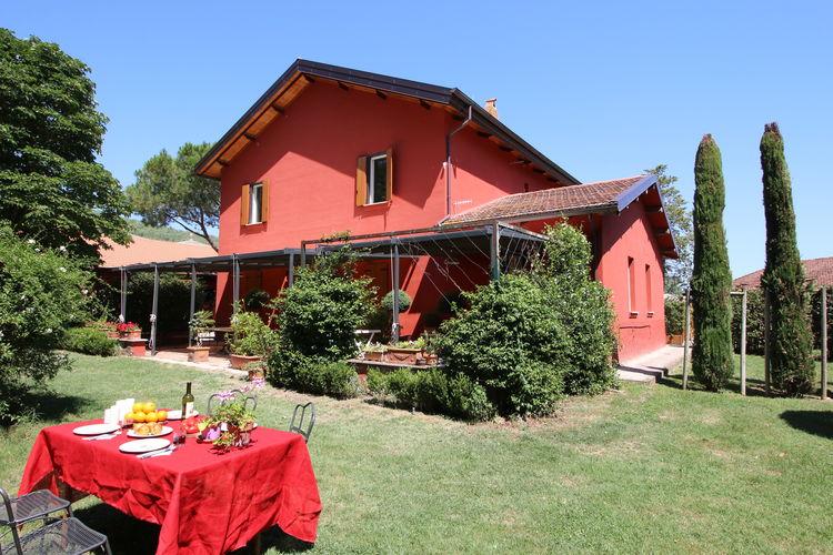 Roma Vakantiewoningen te huur Appartement op een landgoed dichtbij Rome