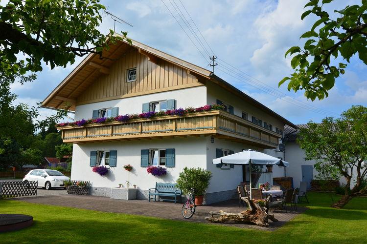 Appartement  met wifi  BeierenIm Alpenvorland