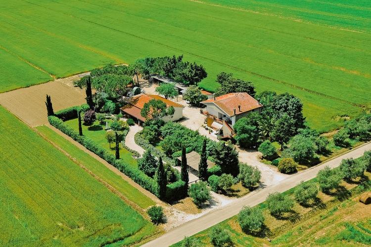 Boerderij Italië, Toscana, Grosseto Boerderij IT-58100-08