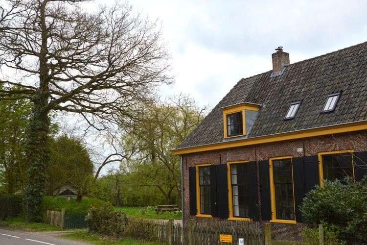 Boerderij  met wifi  Driebergen  Monumentale vakantieboerderij op landgoed in omgeving van de Utrechtse Heuvelrug