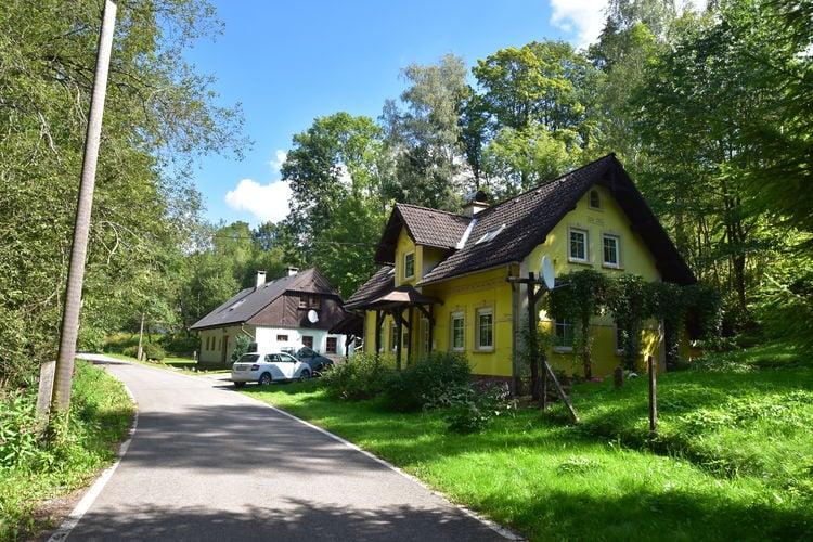 vakantiehuis Tsjechië, Reuzengebergte - Jzergebergte, Rudník vakantiehuis CZ-54372-05