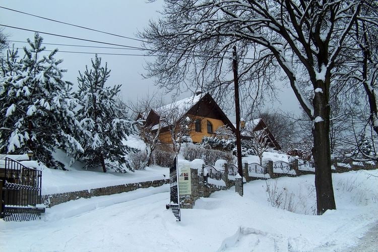 vakantiehuis Polen, losi, Przesieka vakantiehuis PL-58562-01