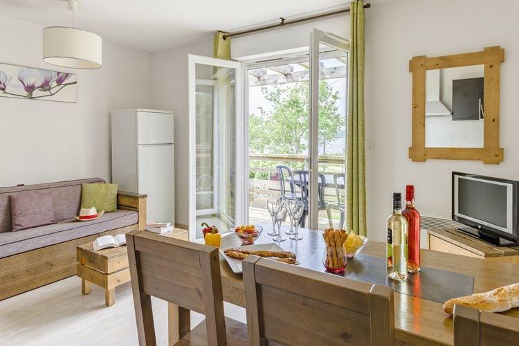 Appartement Frankrijk, Cote Atlantique, Aureilhan Appartement FR-40200-11