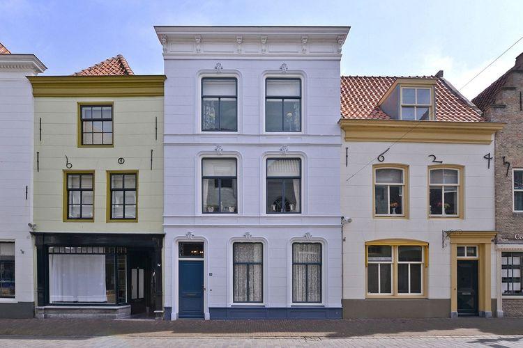 vakantiehuis Nederland, Zeeland, Vlissingen vakantiehuis NL-4381-03