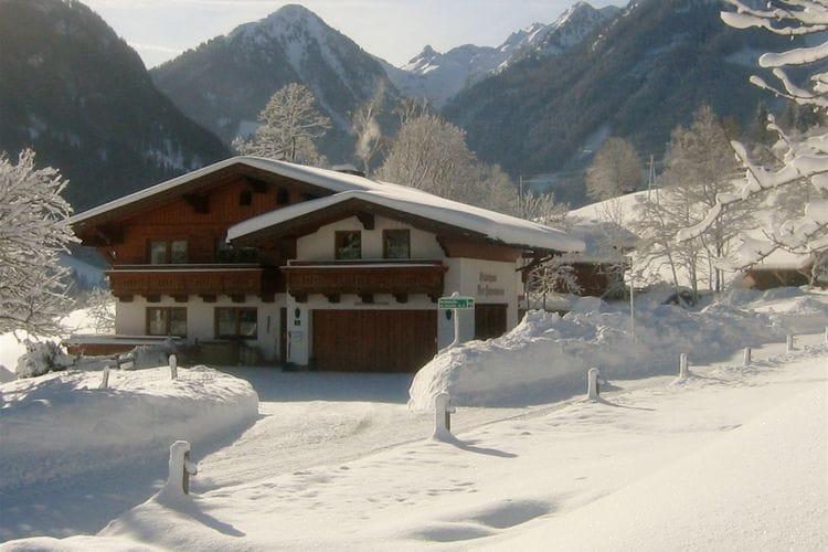 Vakantiehuizen Oostenrijk | Steiermark | Appartement te huur in Rohrmoos-Schladming   met wifi 7 personen