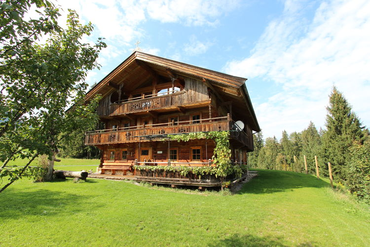 met je hond naar dit vakantiehuis in Hopfgarten im Brixental